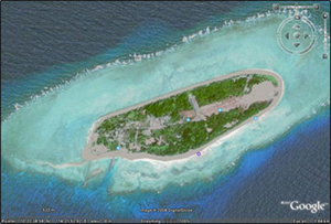 Spratly islands (sourced from the web)