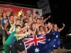 Sydney Firedragons win gold in Boracay dragonboat race