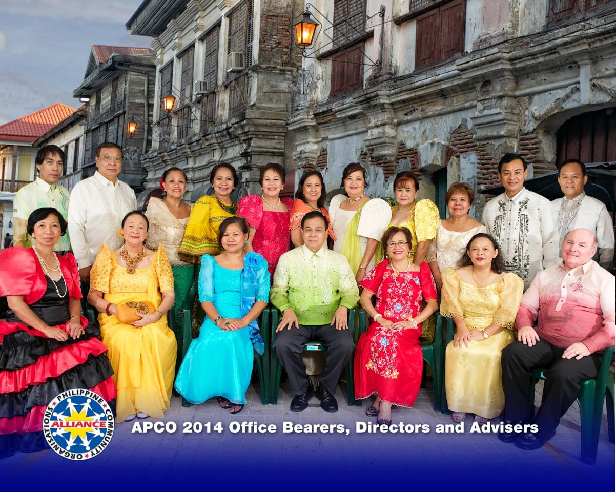 APCO 2014 Officers
