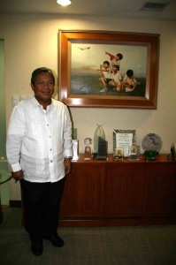 Jaime Bautista, PAL chief executive and president