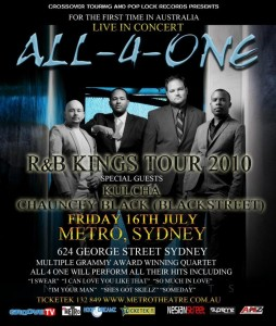 All-4-One poster