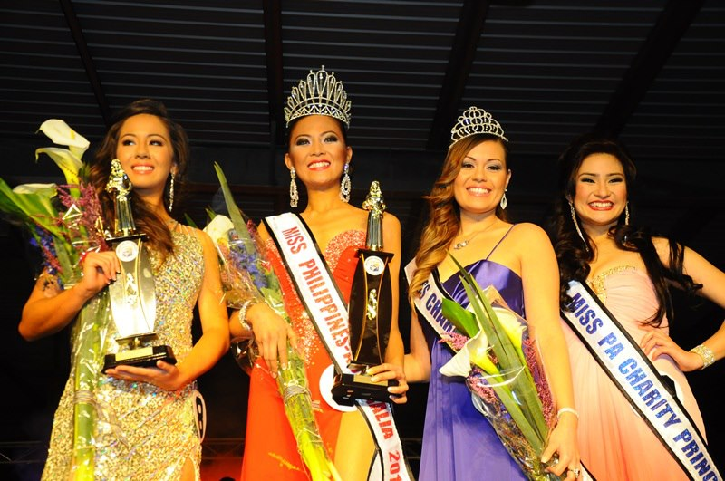 2012 fiesta pageant