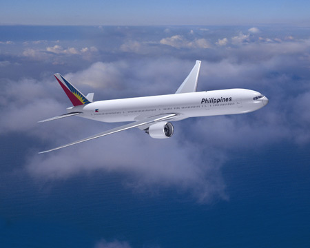 PAL to use B777 300 for all Australian service