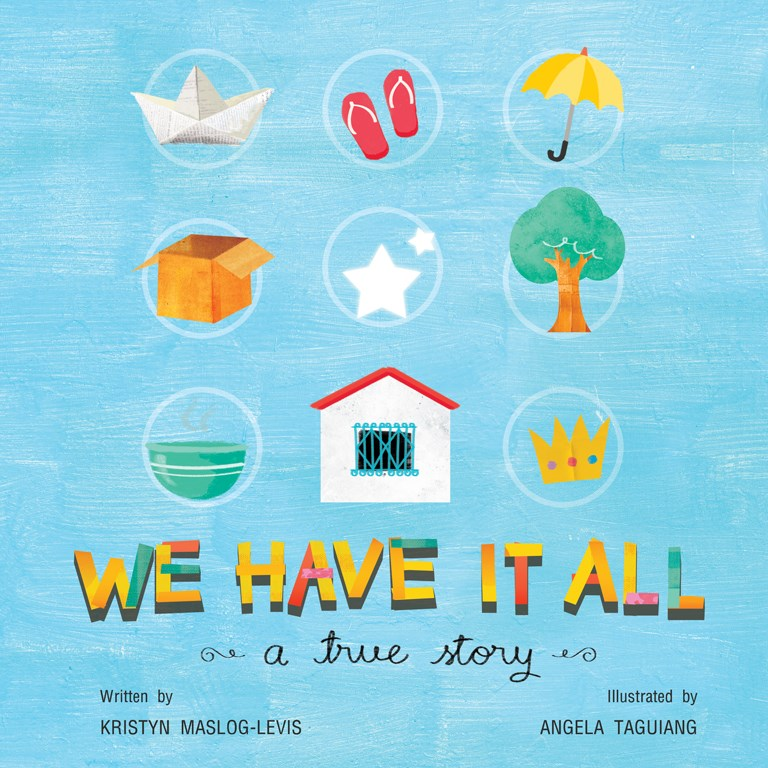 Book titled We Have It All