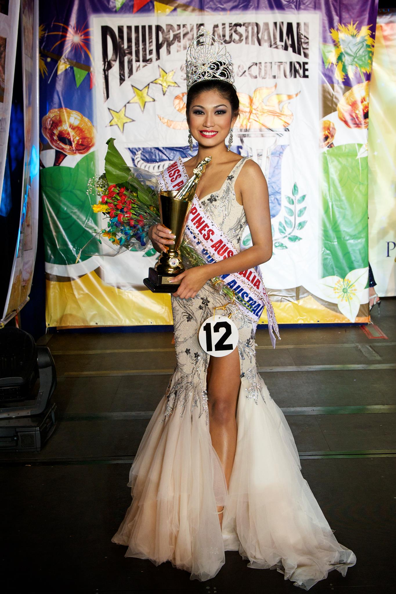 Melanie Balagtas scoops both titles