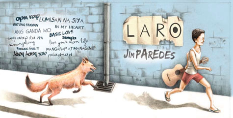 Laro by Jim Paredes
