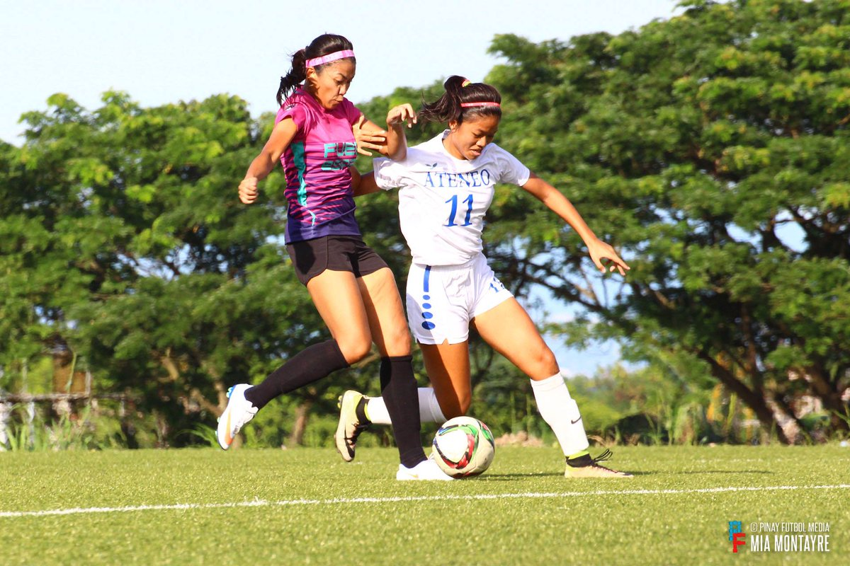 Football is a big hit in the Philippines